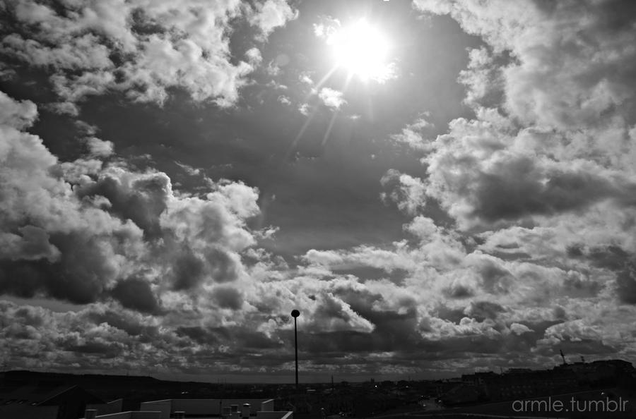 Sky Black and White by carnedepsiquiatrico on DeviantArt