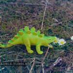 Vegetarian dinosaur by carnedepsiquiatrico