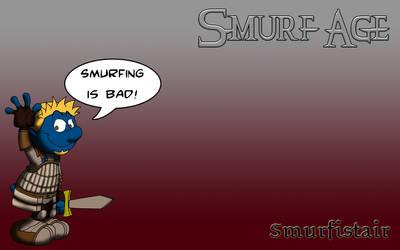 DAO Smurfistair by Phayart