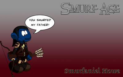 DAO Smurfaniel by Phayart