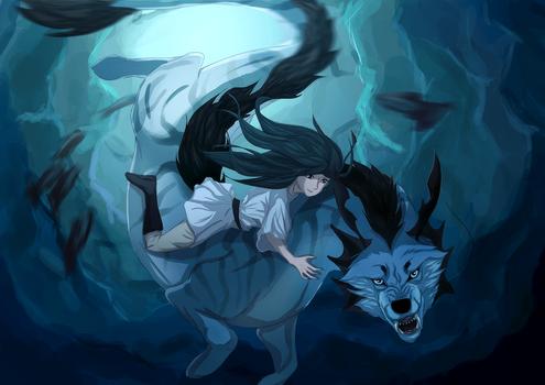 Darkness Ahead - Dragon's Dive Tenya