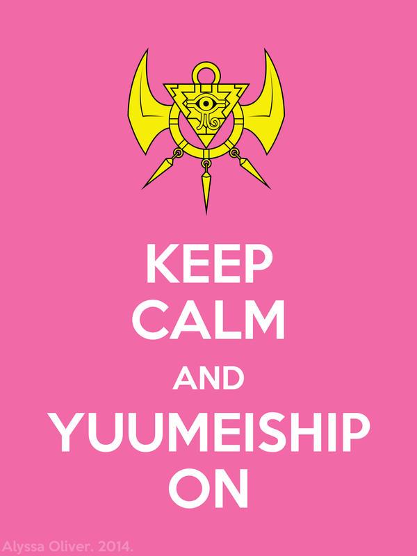 Yuumeishipping by AlyOh