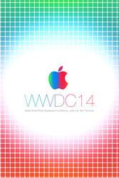 Apple WWDC 2014 Wallpaper iPhone 4S