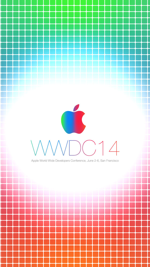 Apple Wwdc 2014 Wallpaper Iphone 5 5s 5c By