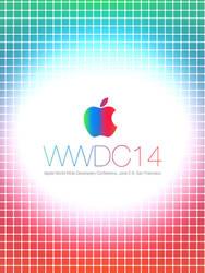 Apple WWDC 2014 Wallpaper iPad (Vertical)