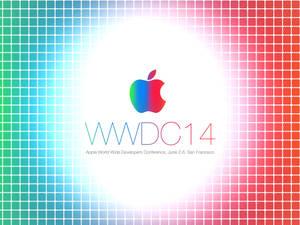 Apple WWDC 2014 Wallpaper iPad (horizontal)