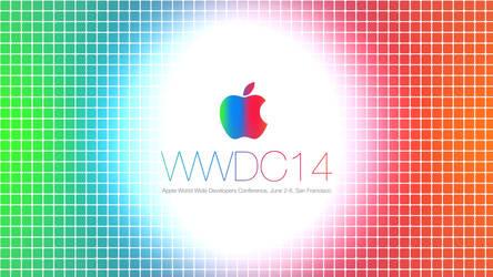 Apple WWDC 2014 Wallpaper Mac/PC