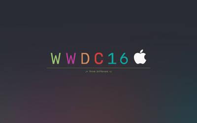 Apple WWDC 2016 Desktop Wallpaper JPEG