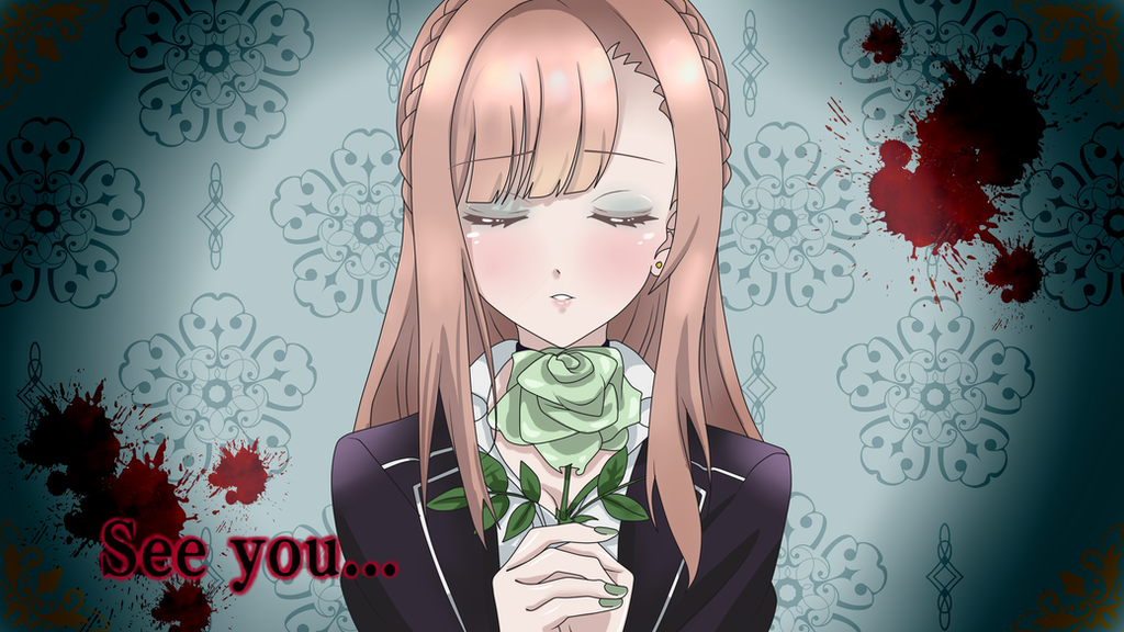 Diabolik Lovers Asuka Anime Ending By Megu Dah On DeviantArt