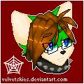 Duncan pixel avv by VelvetSkies