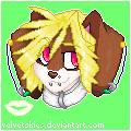 Christian pixel avv by VelvetSkies