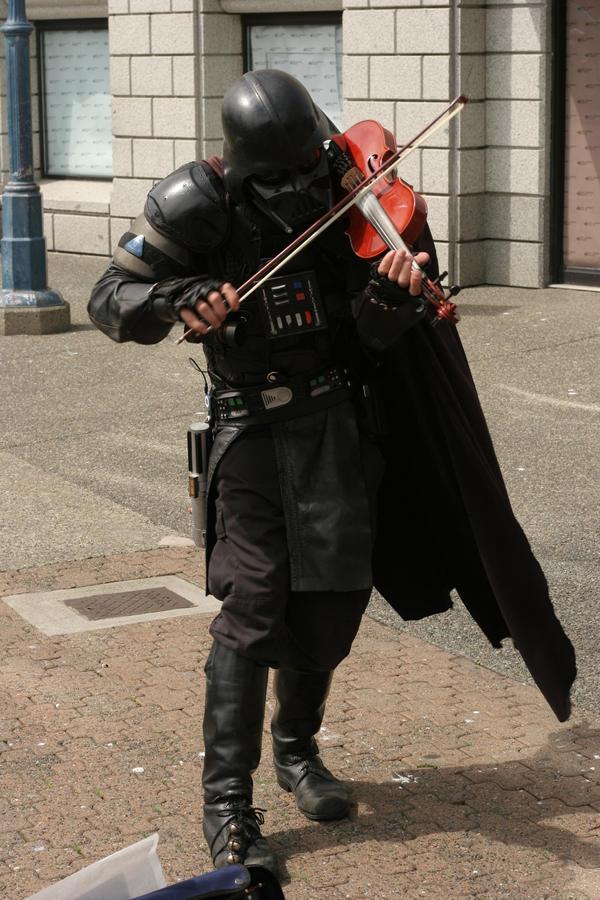 Darth Fiddler by Kaatman