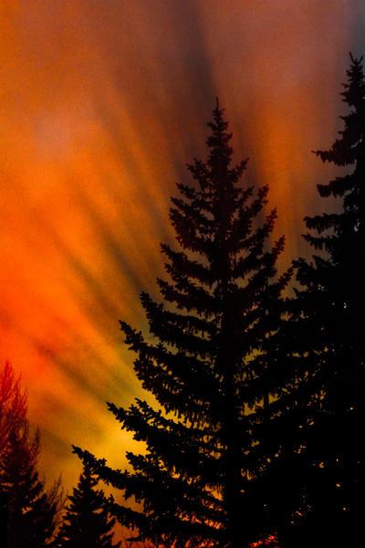 Fire in the Sky by Kaatman