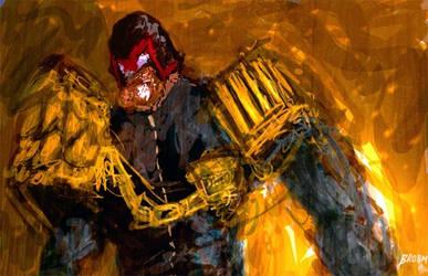 Judge Dredd by spurs06