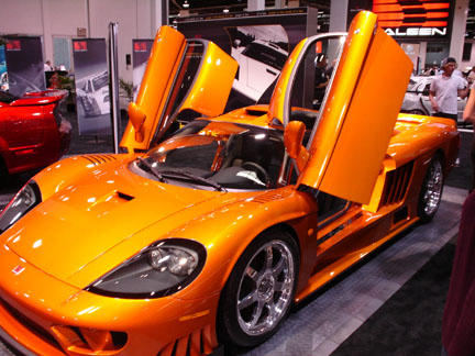 Saleen by misstonya