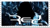 +Red Stamp- Release the Panic+ by ElvenFireFly