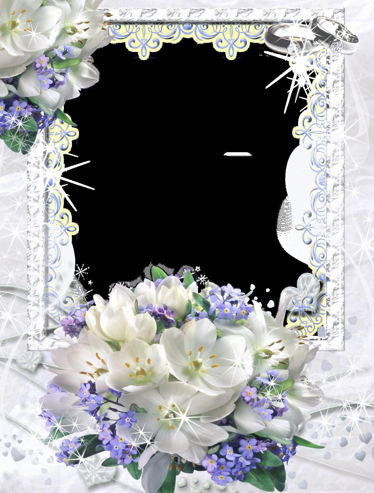 Flower Frame By Umbhra On Deviantart