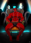 Diato In His Chair