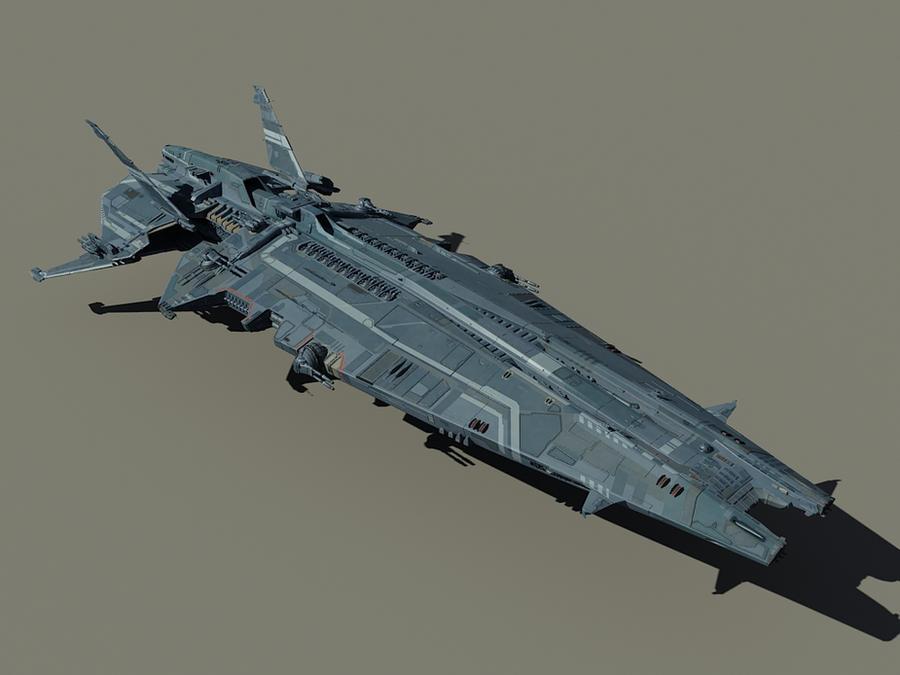 Destroyer v.2 by SmirnovArtem