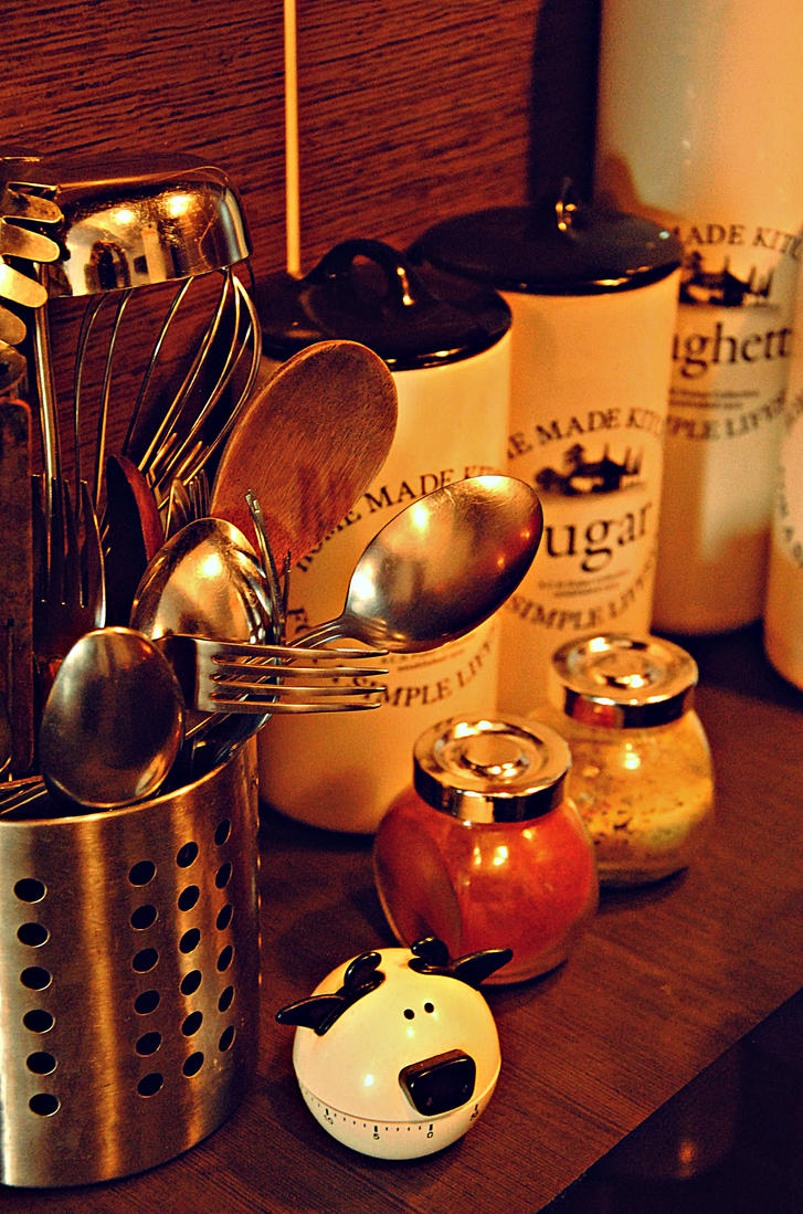 Kitchen stuff 2 by Rheaxnaidoo