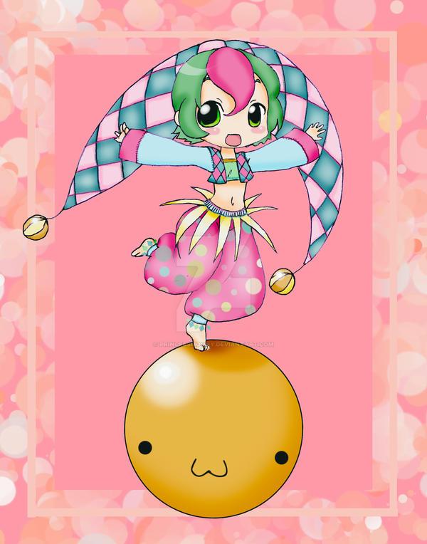 Cute Clown by princessmoony on DeviantArt