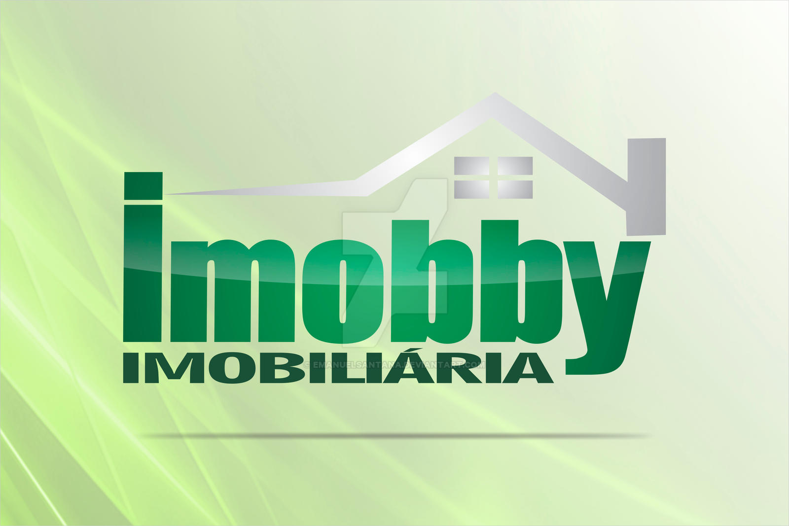 Logo Imobby - 2011 by EmanuelSantana
