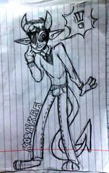 Dave by k0shkaa