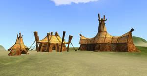 Tauren Tents