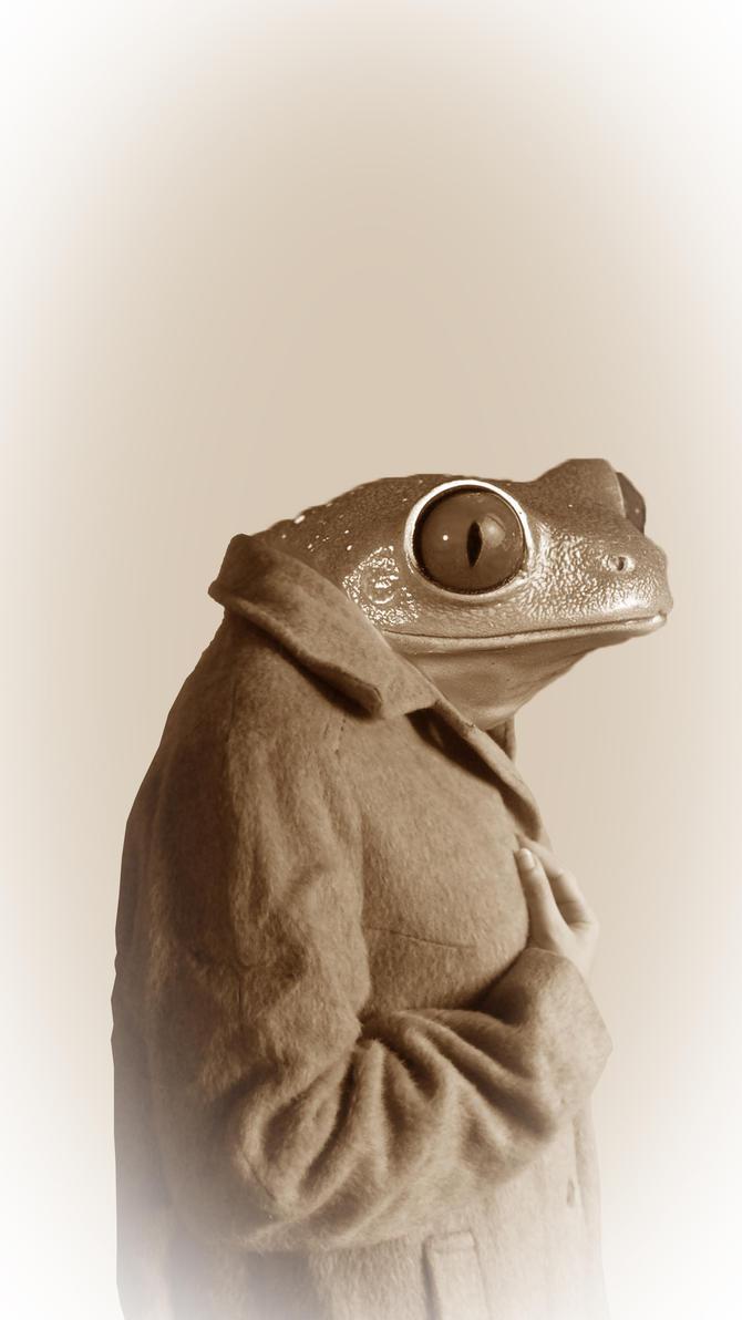 M grenouille by Legendawen