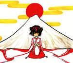 HOPE Pray for Japan
