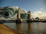 London Bridge Tsunami
