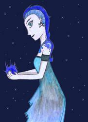 Nightmare Moon by jg-is-me