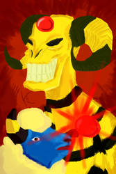 Evil Ampharos