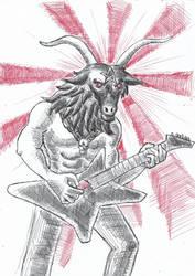 Heavy Metal Goat