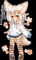 Random Cute Anime Girl Render