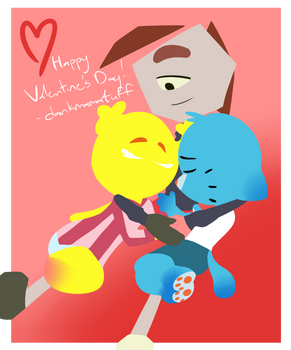 TAWOG - Happy Incredibly Belated Valentine's Day!