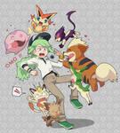 Pokemon are my friend