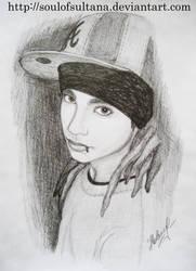 ...:::Tom Kaulitz:::... by SOULofSULTANA