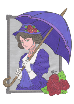 Victorian Lady - Colours
