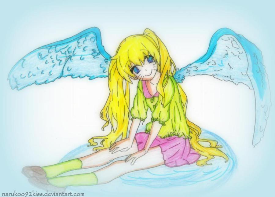 Sweet Angel - Naruko by NarukoO92KisS