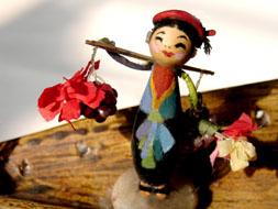 vietnam traditional by ga-doll