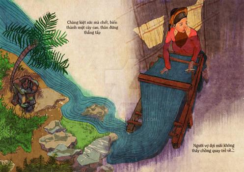 folk story 'su tich trau cau'2