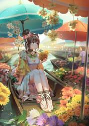 Water Market by JoFang-Art
