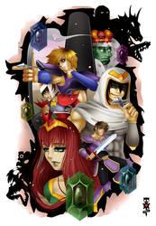 Mystic Quest Legend by Da-sama