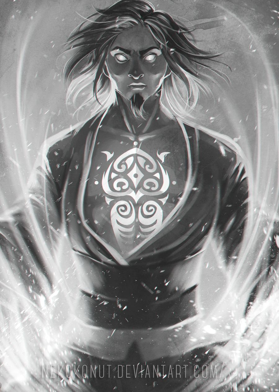 Avatar Wan by nekokonut
