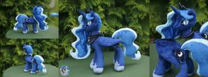 Princess Luna by Essorille