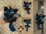 Queen Chrysalis keychain trinket FOR SALE