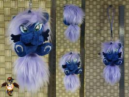 Woona trinket keychain by Essorille
