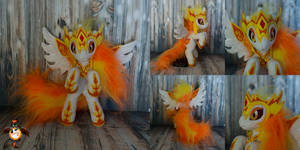 laptop Daybreaker plushie by Essorille