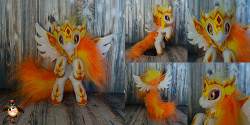 laptop Daybreaker plushie